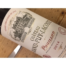 Ch. Grand Puy Lacoste 2013 Pauillac