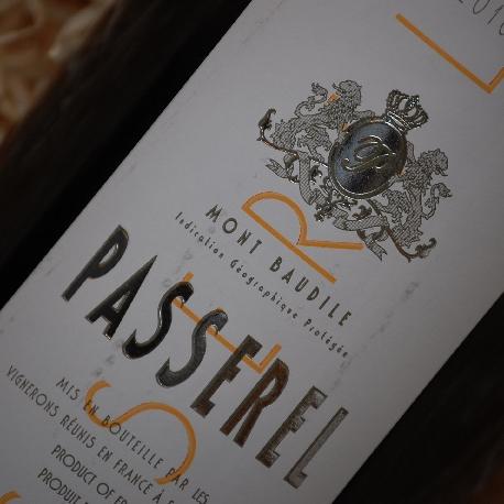Passerel Rouge 2015