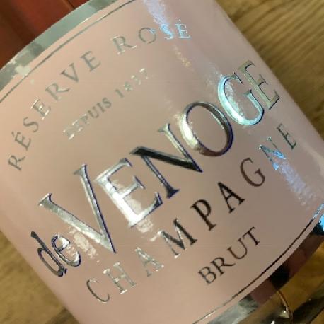Champagne de Venoge Rose Brut