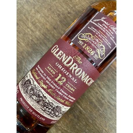 GlenDronach 12 år 43% 70 cl