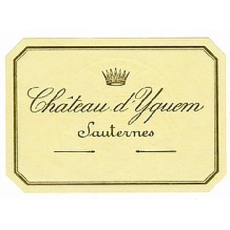 Chateau Yquem 2007 ½ fl.