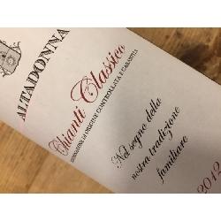 Altadonna Chianti Classico 2018