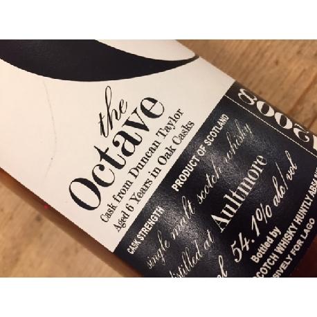Månedens Whisky Februar Aultmore Octave Cask