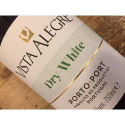 Vista Alegre Dry White Port