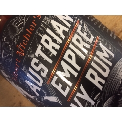 Austrian Empire Navy Rum Solera 18