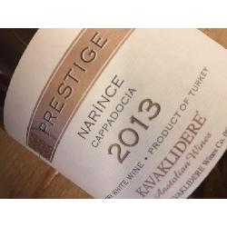 Kavaklidere Prestige Narince hvid