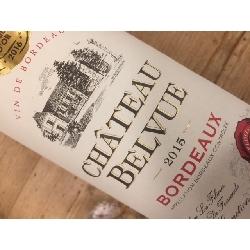 Chateau Belvue 2016 Bordeaux