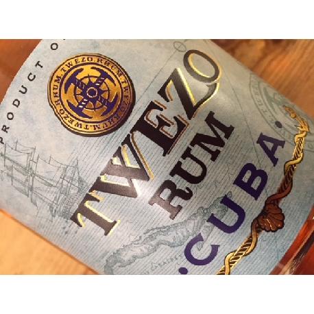Twezo Rum Cuba
