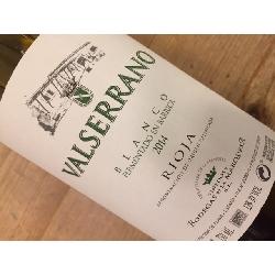 Valserrano Blanco, Rioja 2020