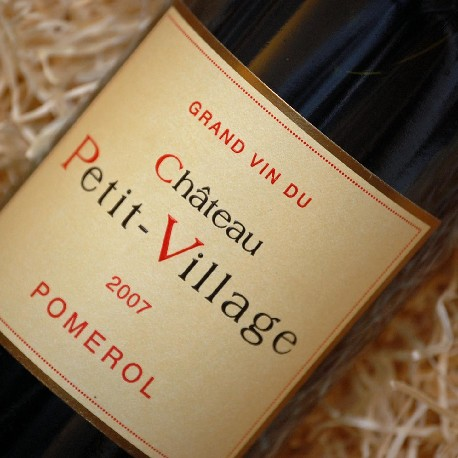 Chateau Petit Village 2007
