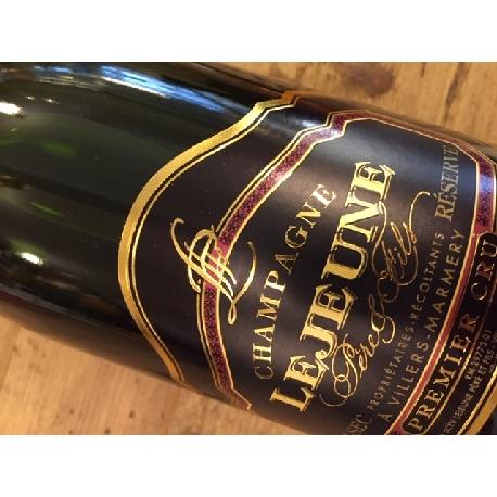 Champagne Lejeune Demi-Sec