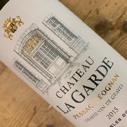 Chateau La Garde 2015 Blanc