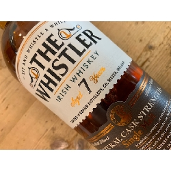 The Whistler 7 YO Cask Strenghth 59%