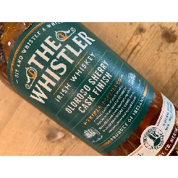 The Whistler Irish Blended Whiskey