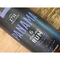 Panama 6 YO Rum 1731