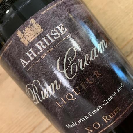 AH Riise Rum Cream Liqueur