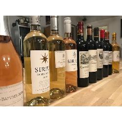 Smag 10 Bordeaux for kr. 50,-
