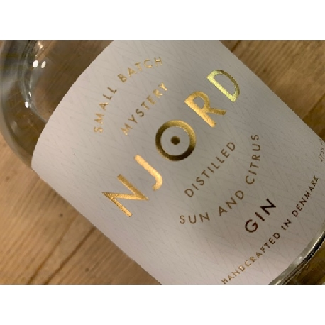Njord Sun and Citrus 50 cl