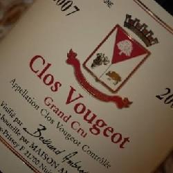 Ambroise Clos Vougeot 2007