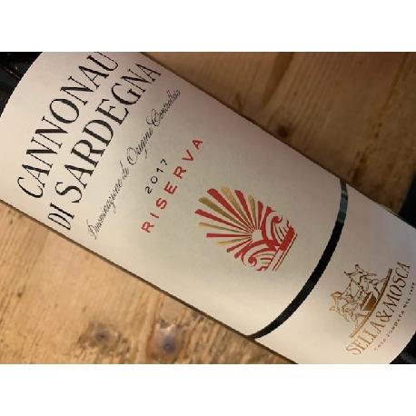 Sella & Mosca, Cannonau di Sardegna, Ris