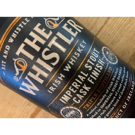 The Whistler Imperial Stout Cask Finish