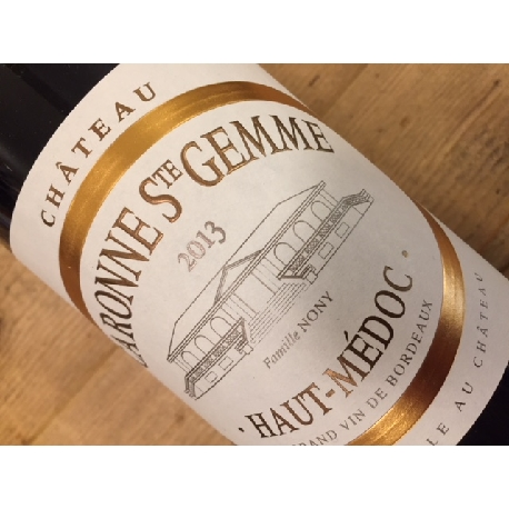 Chateau Caronne St Gemme 2017