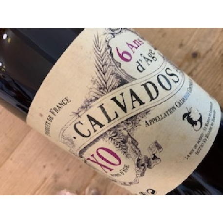 Dos Dauzanges Calvados XO 6 years