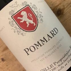 Domaine Gille Pommard 2016