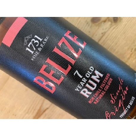 1731 Belize Rum 7 års rum