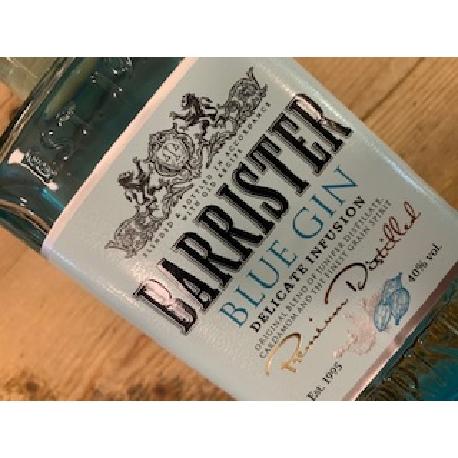 Barrister Blue Gin