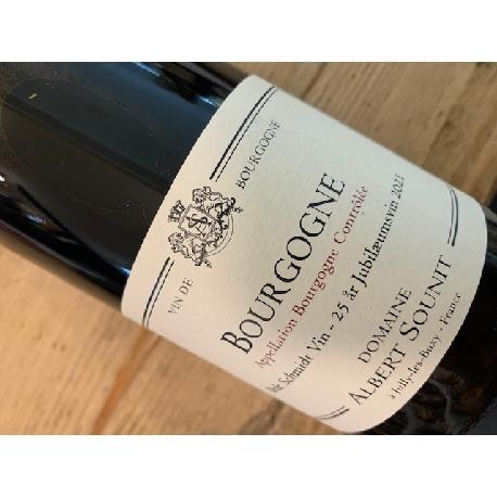 Albert Sounit Bourgogne Rouge Jubilæum
