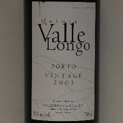 Quinta de Valle Longo Vintage
