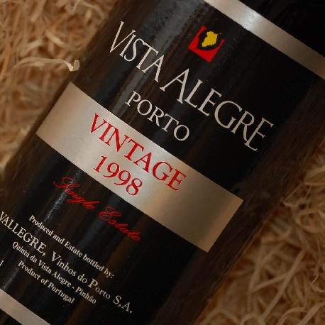 Vista Alegre 1998 Vintage