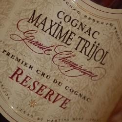 Maxime Trijol Cognac Reserve