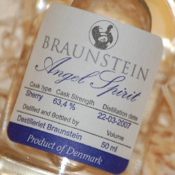 Braunstein Angel Spirit 5 cl