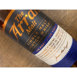 Arran Port Cask Finish 50 % Alc, 70 cl