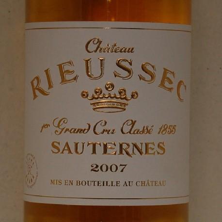 Chateau Rieussec 2007 Sauternes