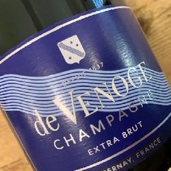 Champagne Venoge Extra Brut