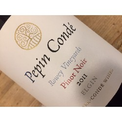 Pepin Conde Pinot Noir Rowey Vineyards