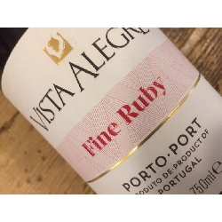 Vista Alegre Fine Ruby Port