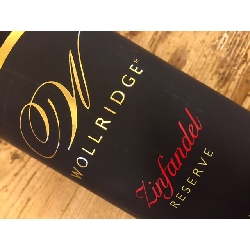 Wollridge Zinfandel Reserve 2018