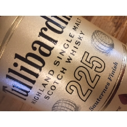 Tullibardine Sauternes Finish 43% 70cl