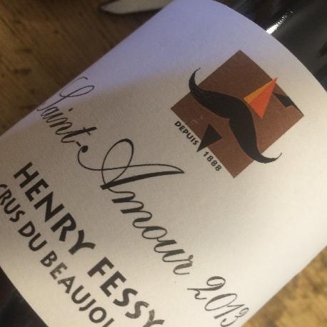 Henry Fessy Saint Amour 2018