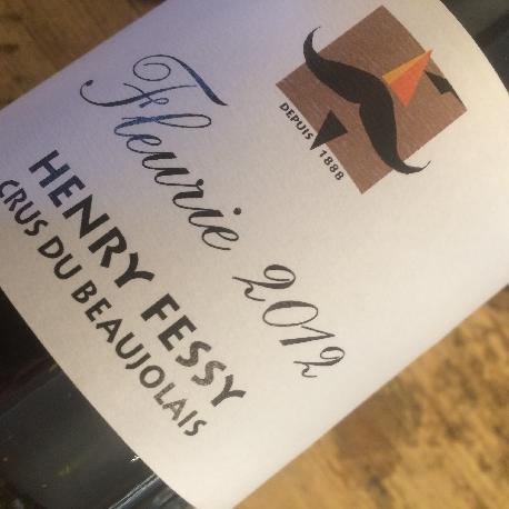 Henry Fessy Fleurie 2018